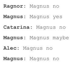 magnus no